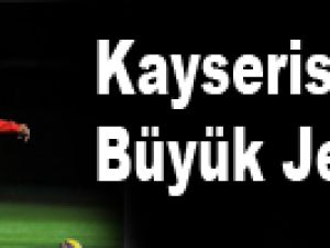 Kayserispor'dan Büyük Jest