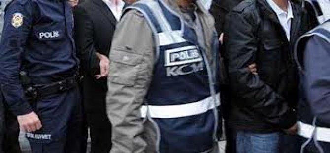 Kayseri'de askeri liselere giriş sınavı operasyonu