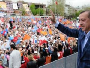 AK Parti Bu Sloganla Meydanlara İnecek