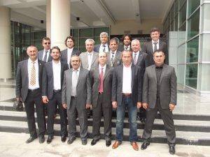 TÜFAD KAYSERİ ŞUBESİ'NİN 16. OLAĞAN GENEL KURULU YAPILDI