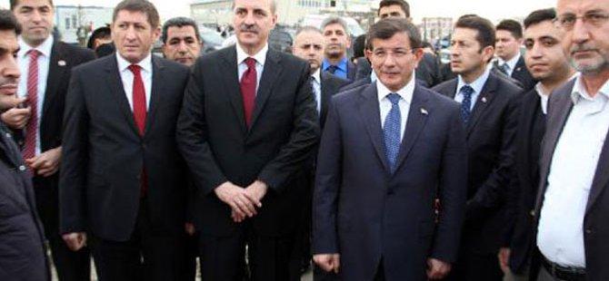Erdoğan, Davutoğlu, Kurtulmuş!