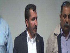 AK Partili Başkan'a HDP'li grup saldırdı