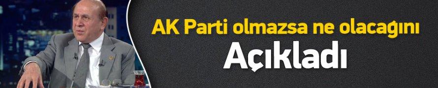 Kuzu: AK Parti'nin projeleri durur!