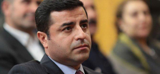 Demirtaş'tan Halaçoğlu'na sert cevap!