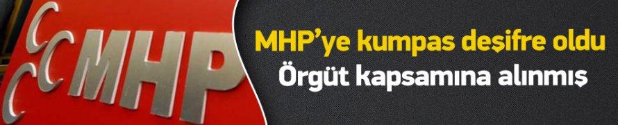 MHP'ye kumpas