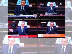 Dünya Başbakan Recep Tayyip Erdoğan'ı İzledi!