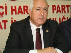 """""""HDP İLE BİR ARAYA GELMEMİZ SÖZ KONUSU DEĞİLDİR"""""""
