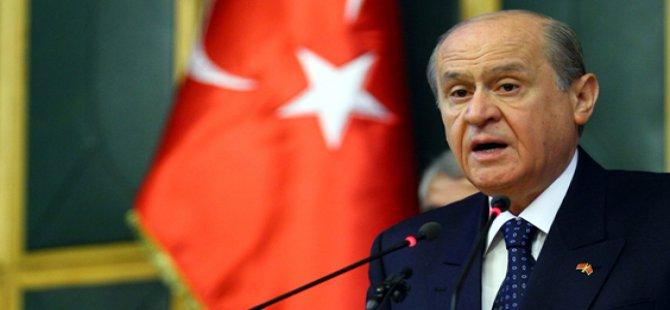 Bahçeli'den Erdoğan'a istifa çağrısı