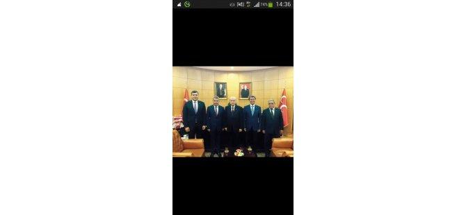 ANKARA'DA H.ALİ KİLCİ'YE YOĞUN İLGİ
