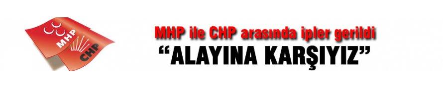 MHP'den CHP'li Haluk Koç'un sözlerine sert tepki