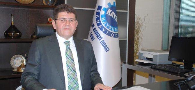 İSO İLK 500'DE KAYSERİ FİRMALARI YER ALDI