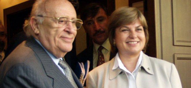 Çiller, Süleyman Demirel'i anlattı