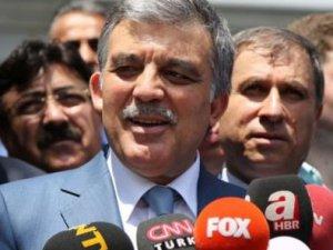Abdullah Gül'den Mursi kararına ilk tepki geldi!