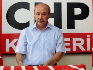 """CHP İl Başkanı Atila: """"Akp, 12 Eylül'ün Faşist Cuntası Gibi Hareket Etmektedir"""""""
