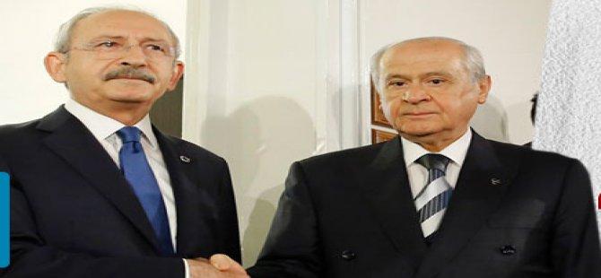 KIlıçdaroğlu, Bahçeliye Başbakanlık önerdi