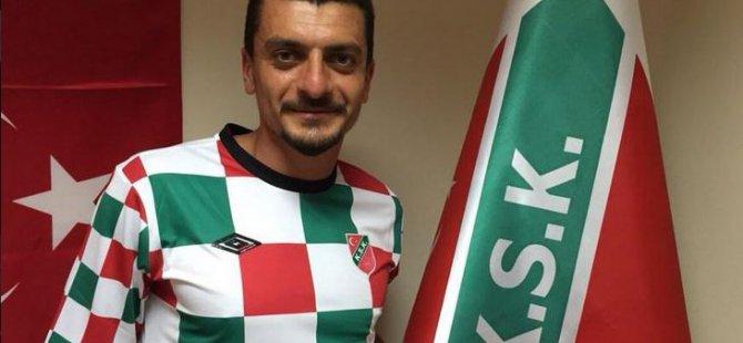 Mehmet Eren Boyraz yeni takımıyla anlaştı