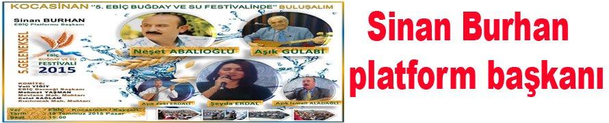 EBİÇ BUĞDAY VE SU FESTİVALİ BAYRAMIN 3 GÜNÜ