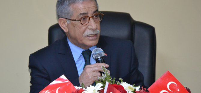 Kayseri Milletvekili Hasan Ali Kilci Rozetini Taktı