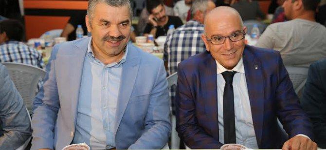 AK Parti Kayseri Teşkilatından 1300 kişilik İftar Yemeği