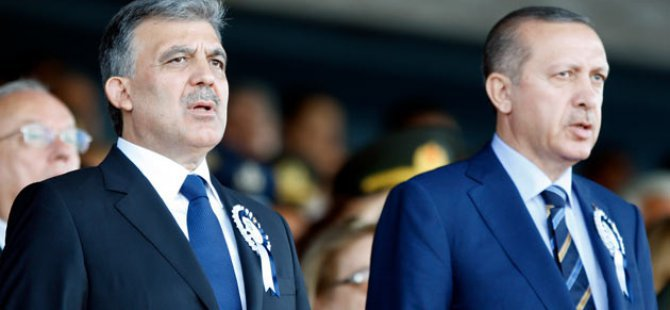 Gül'e vuralım sıra Erdoğan'da.....
