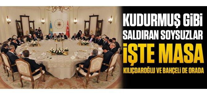 Kılıçdaroğlu ve Bahçeli de orada!