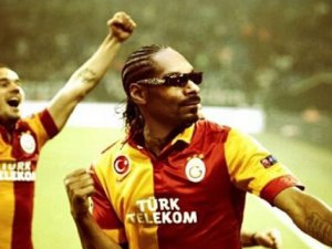 ünlü rap şarkıcısından 'Galatasaray' paylaşımı