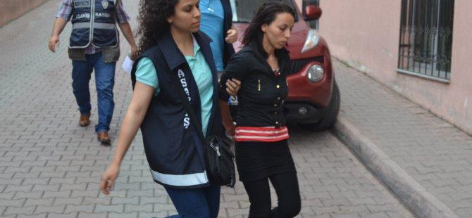 Kayseri'de Bebeğini Sevgilisi İle Döverek Öldürdü
