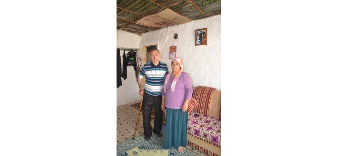 KAYSERİ'DE PARMAKLARI KESİLEN BABA YARDIM BEKLİYOR