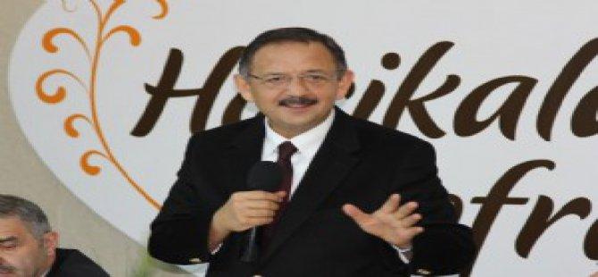 Mehmet Özhaseki'den o iddiaya yalanlama