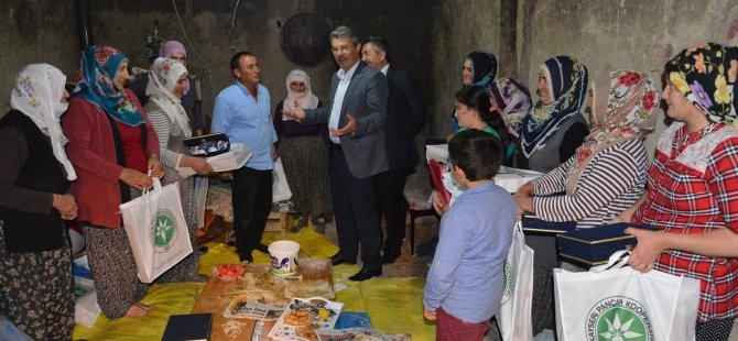 KAYSERİ ŞEKER DEVELİ'DE SAHUR'DA