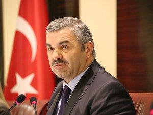 Kayseri Büyükşehir'de görev değişiklikleri devam ediyor