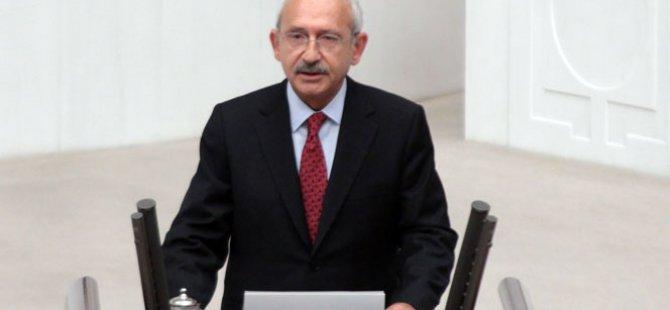 CHP'den koalisyon için 14 şart