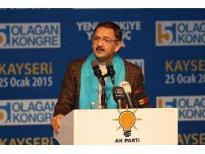 Mehmet Özhaseki, Kon TV canlı yayınında Sinan Burhan'ın konuğu olacak...