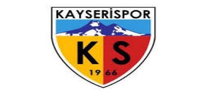 İŞTE KAYSERİSPOR'DA YENİ BAŞKAN