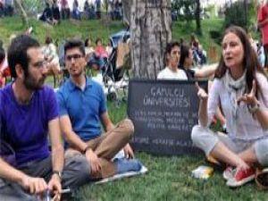 Kuğulu'da Çapulcu Üniversitesi Kuruldu