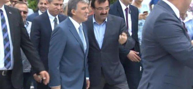 Otomobili Gül'ün kardeşi Macit Gül durdurdu