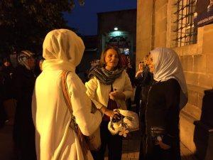 Çalış  Eğitim-Bir Sen ve Mazlumder 'in düzenlediği Ümmetin iftarına katıldı