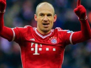 yeni bombası: Robben