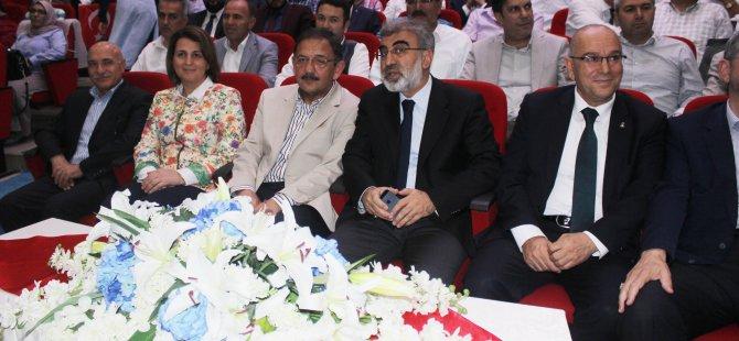 Bakan Yıldız Danışma meclisi toplantısına katıldı