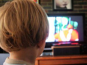 Erkilet'te Üzerine Televizyon Düşen Bebek Agır Yaralandı