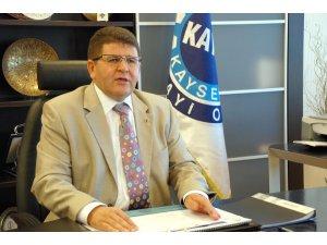 Başkan Boydak Kurumlar Vergisi Rekortmenlerini Kutladı