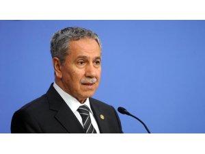 Arınç'tan ilginç PKK yorumu: Zor günler bekliyor!