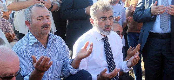 Kayseri'de Şehidin cenazesinde gözyaşları sel oldu