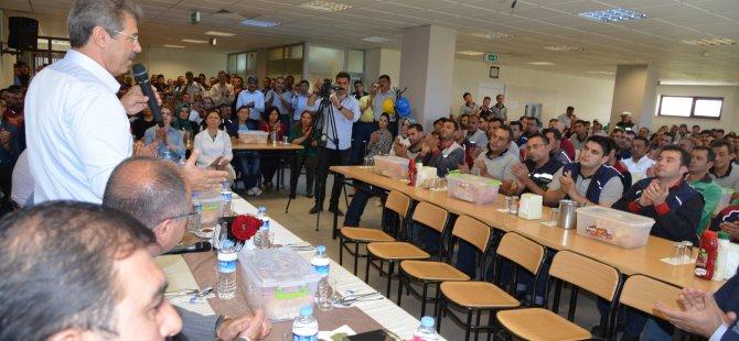 KAYSERİ ŞEKER FABRİKASI GENEL KURULU 11 AĞUSTOS'TA YAPILACAK