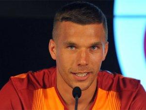 Podolski'den kavga açıklaması