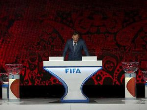 2018 Dünya Kupası'nda Türkiye'nin rakipleri belli oldu