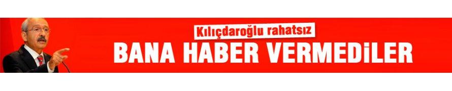 CHP lideri Kılıçdaroğlu'ndan operasyon sitemi