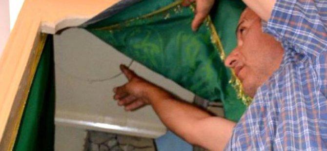 Kayseri'de ki İki Camide Sakal-ı Şerifler Çalındı