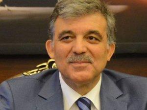 Gül'den Meclis vurgulu başsağlığı mesajı