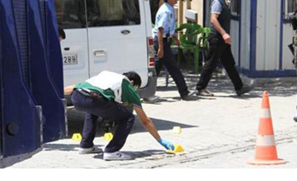 Erzurum'da askere silahlı saldırı